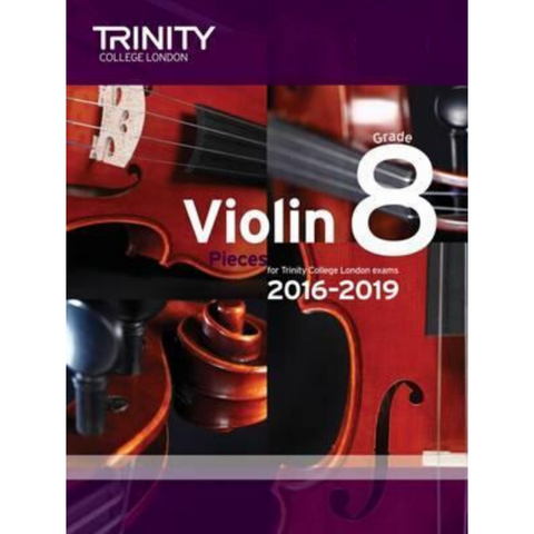Trinity: Violin Pieces for Trinity College London Exams Grade 8