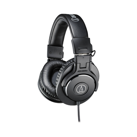 Audio Technica ATH-M30x Professional Studio Headphones