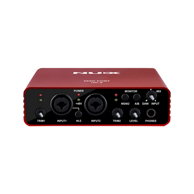 Nux UC-2 Mini Port Audio Interface