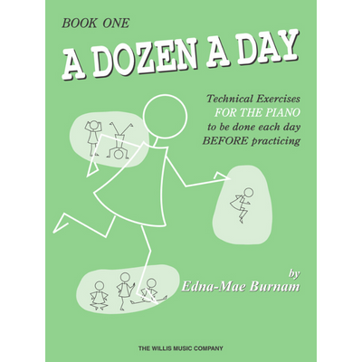 A Dozen A Day Book One
