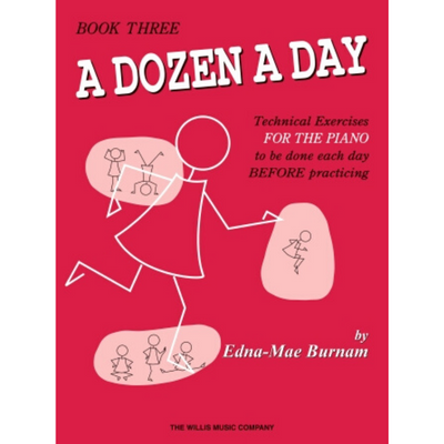 A Dozen A Day Book Three