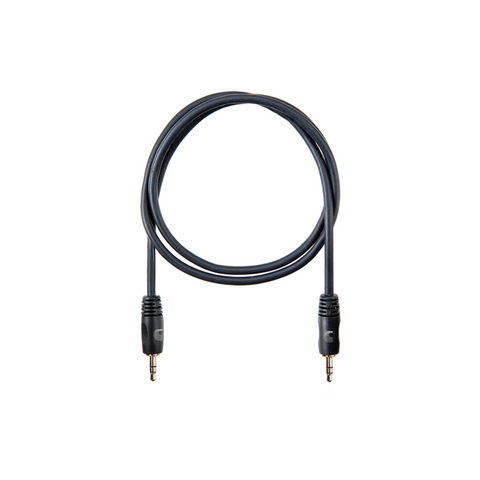 "Planet Waves PW-MC-03 CUSTOM SERIES 1/8"" Stereo Cable, straight - straight 3Ft. (0.914m)"