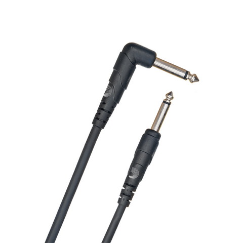 Planet Waves PWC-GTRA-20Classic Series Instrument Cable, Right Angle Plug - 20ft/6.10m