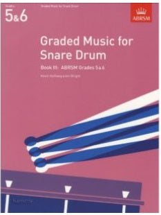 HATHWAY, KEVIN / WRIGHT, IAN: GRADED MUSIC FOR SNARE DRUM