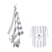 cooling towel quickcool grey