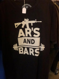 Ar's and Bars Tee