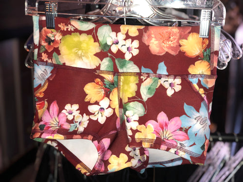 Tropical Shorties size 4