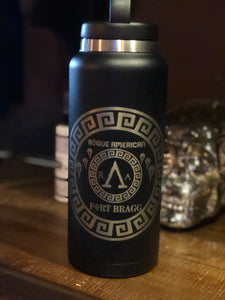 36oz Rogue American Fort Bragg Exclusive Etched Water Bottle