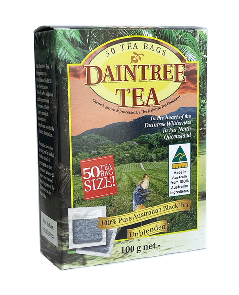 Daintree Single Origin Tea Bags (50 Bags)