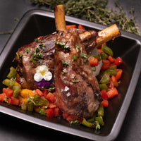 Lamb Shanks (2 Pack: Approx. 650g)