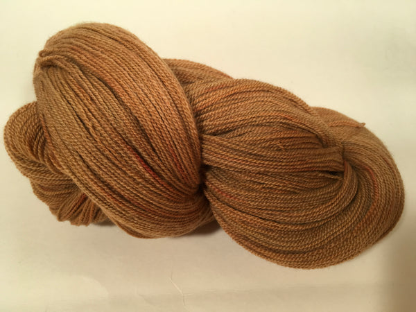 Patagonian 100% Merino Lace Copper