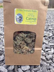 Organic Catnip Ithaca Soap http://www.17thcenturysuds.com/products/andys-powerful-catnip-animal-care