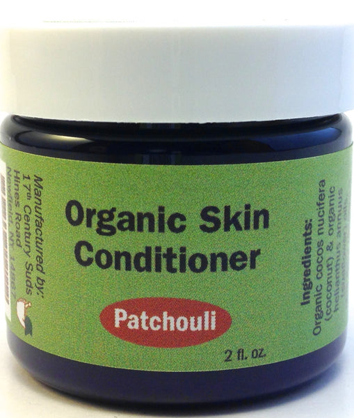 Organic Skin Conditioner Patchouli