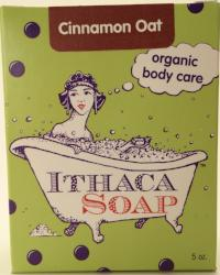 Cinnamon Oat Bar Soap