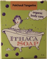 Patchouli Tangerine Bar Soap