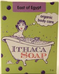 Ithaca Soap East of Egypt LiXTiK Natural Lip balm