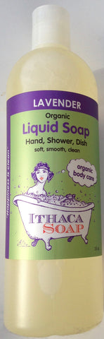 Organic Liquid Soap Case