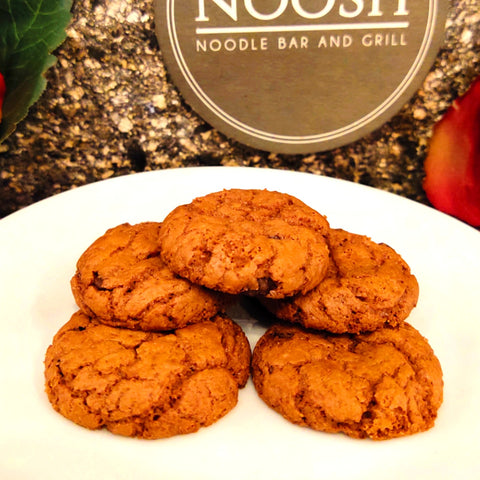 Noosh Gluten Free Chocolate Cookies