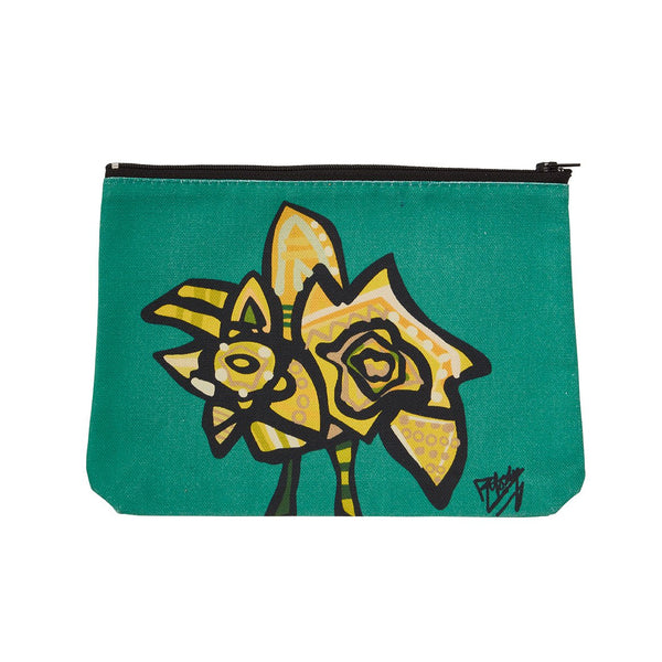 Daffodil Pouch designed by Ben Mosley
