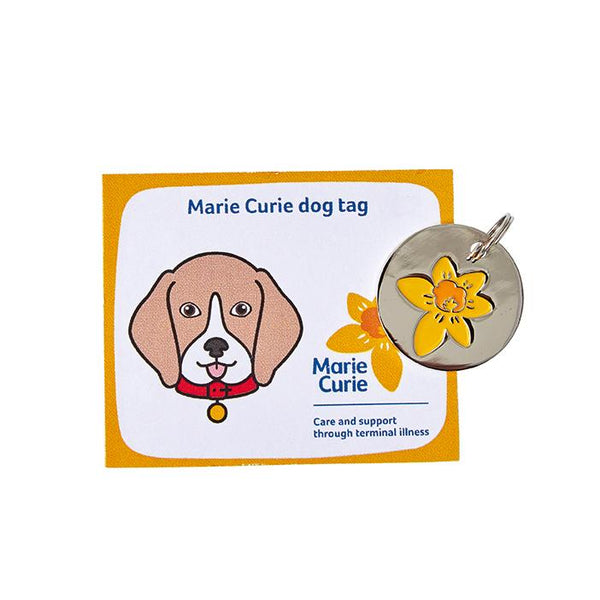 Marie Curie Dog Tag