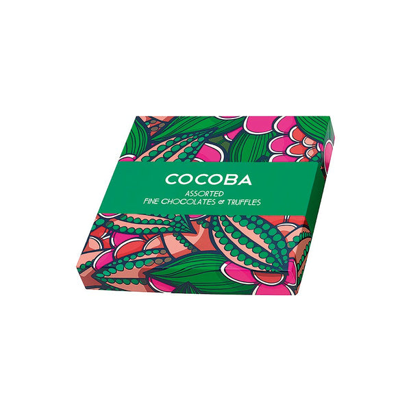 Cocoba 16 Assorted Truffles gift box