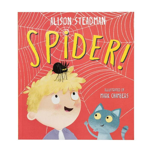 Spiders by Alison Steadman