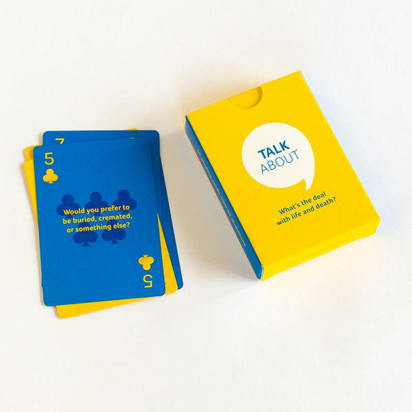 Marie Curie Talkabout Conversation Cards