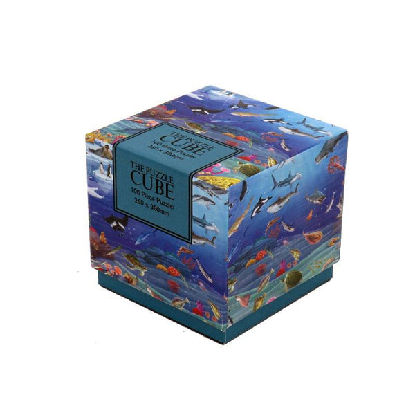 100 Piece Sea Life Jigsaw
