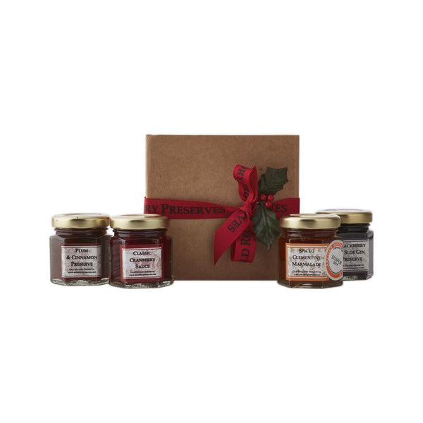 The Christmas Collection Preserves Gift Box