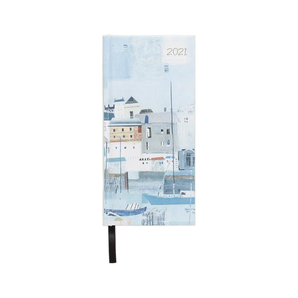 Marie Curie 'By the Sea' 2021 Pocket Diary