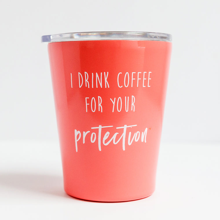 Stainless Coffee Tumbler Coffee for Your Protection