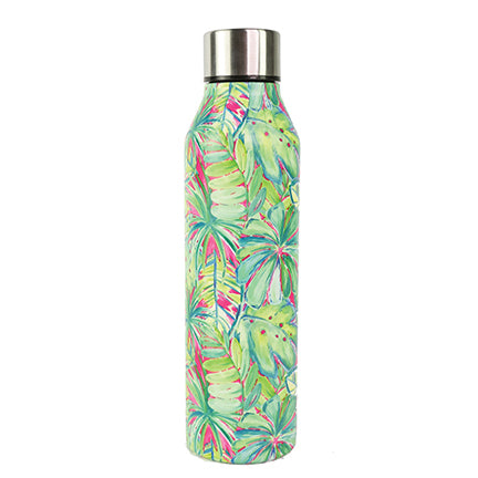 Resort Collection | Stainless Bottle | Green Palm