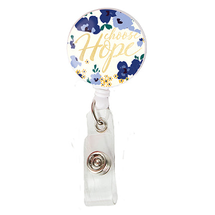 Badge Reel Choose Hope Birmingham