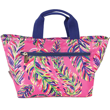 Lunch Carryall | Pink Frond