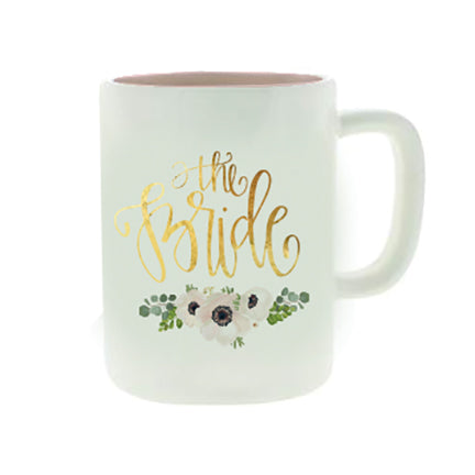 Ceramic Mug Organic The Bride