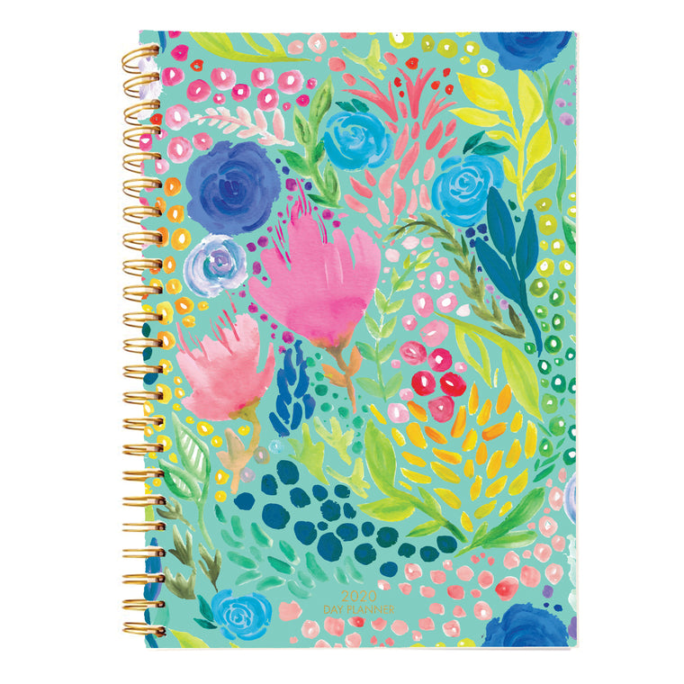 2020 Day Planner Tropical Mix