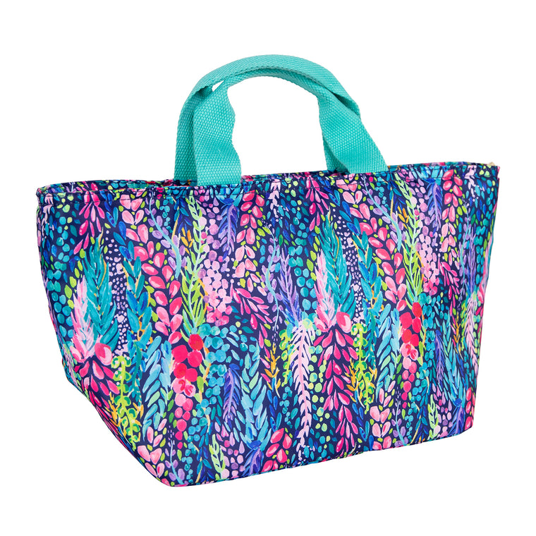 Lunch Tote | Wisteria Waves