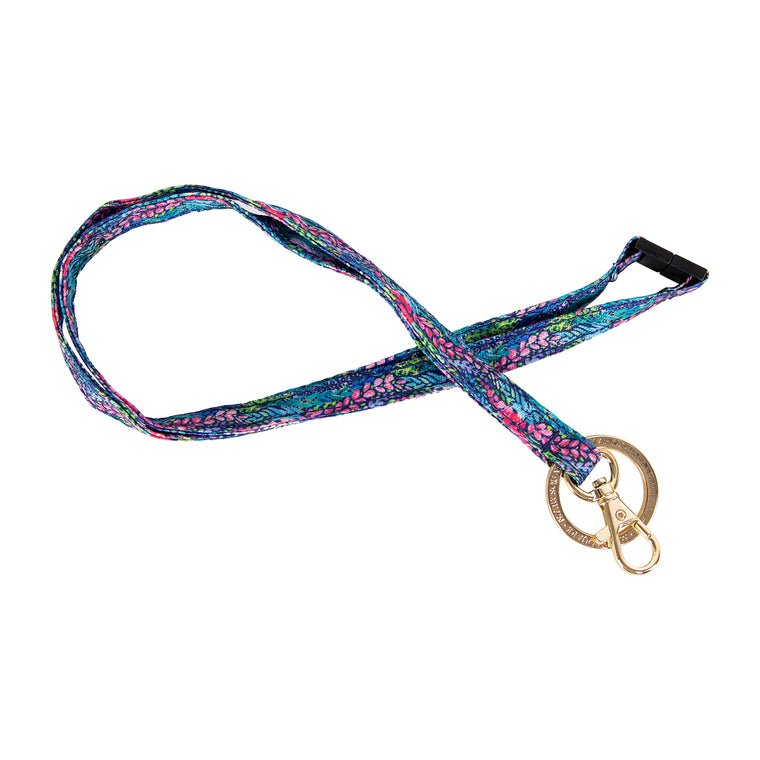 Lanyard | Wisteria Waves