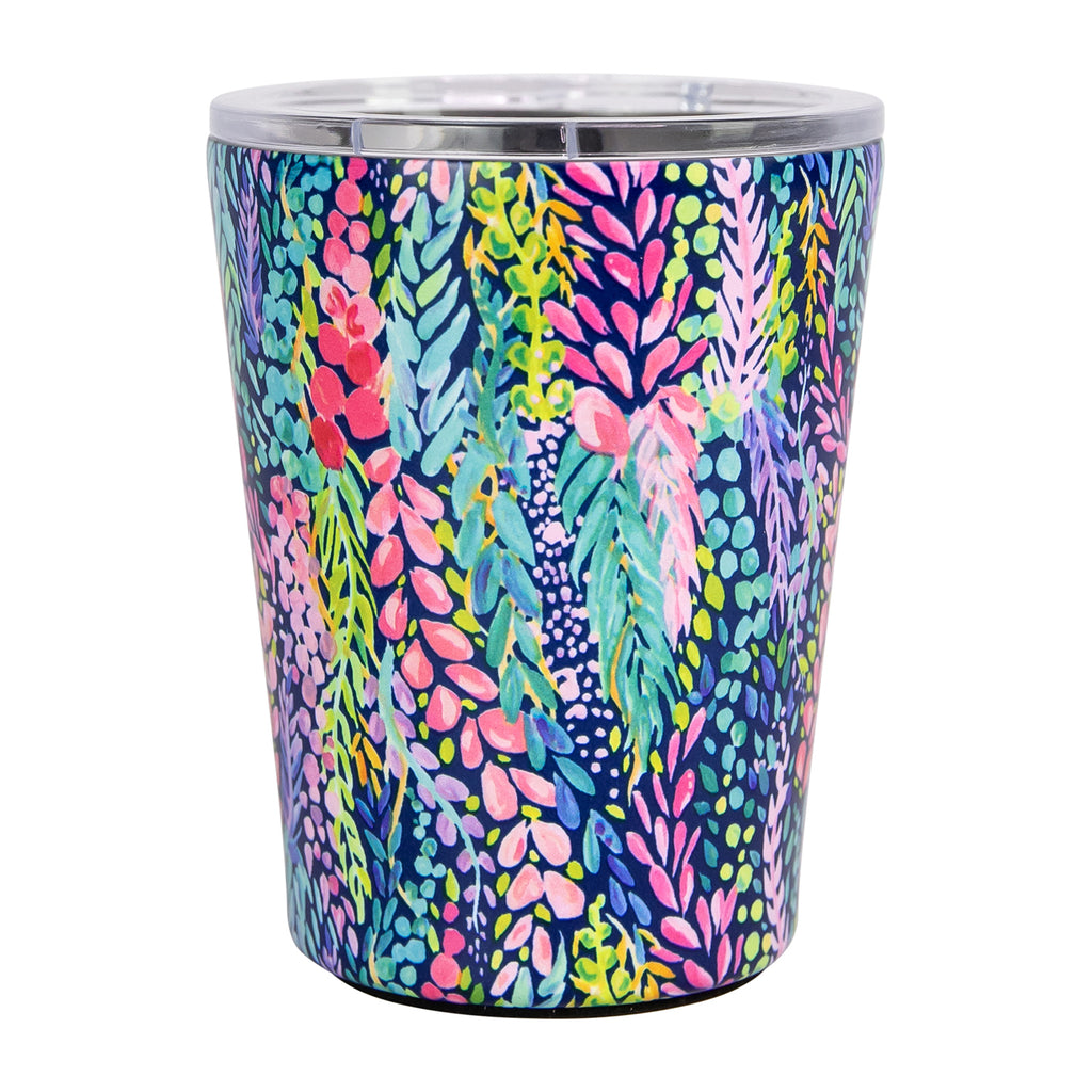 Stainless Coffee Tumbler | Wisteria Waves