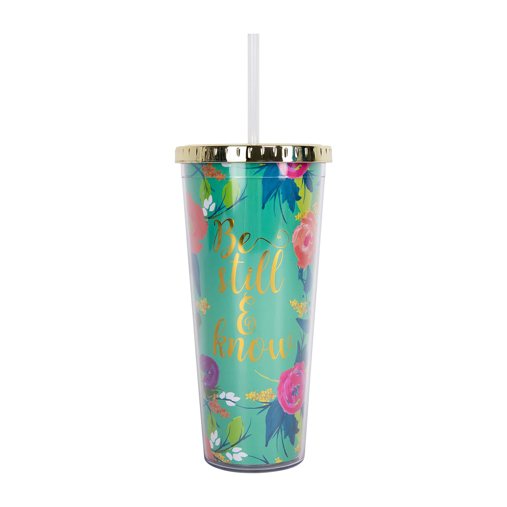 Straw Tumbler Nantucket