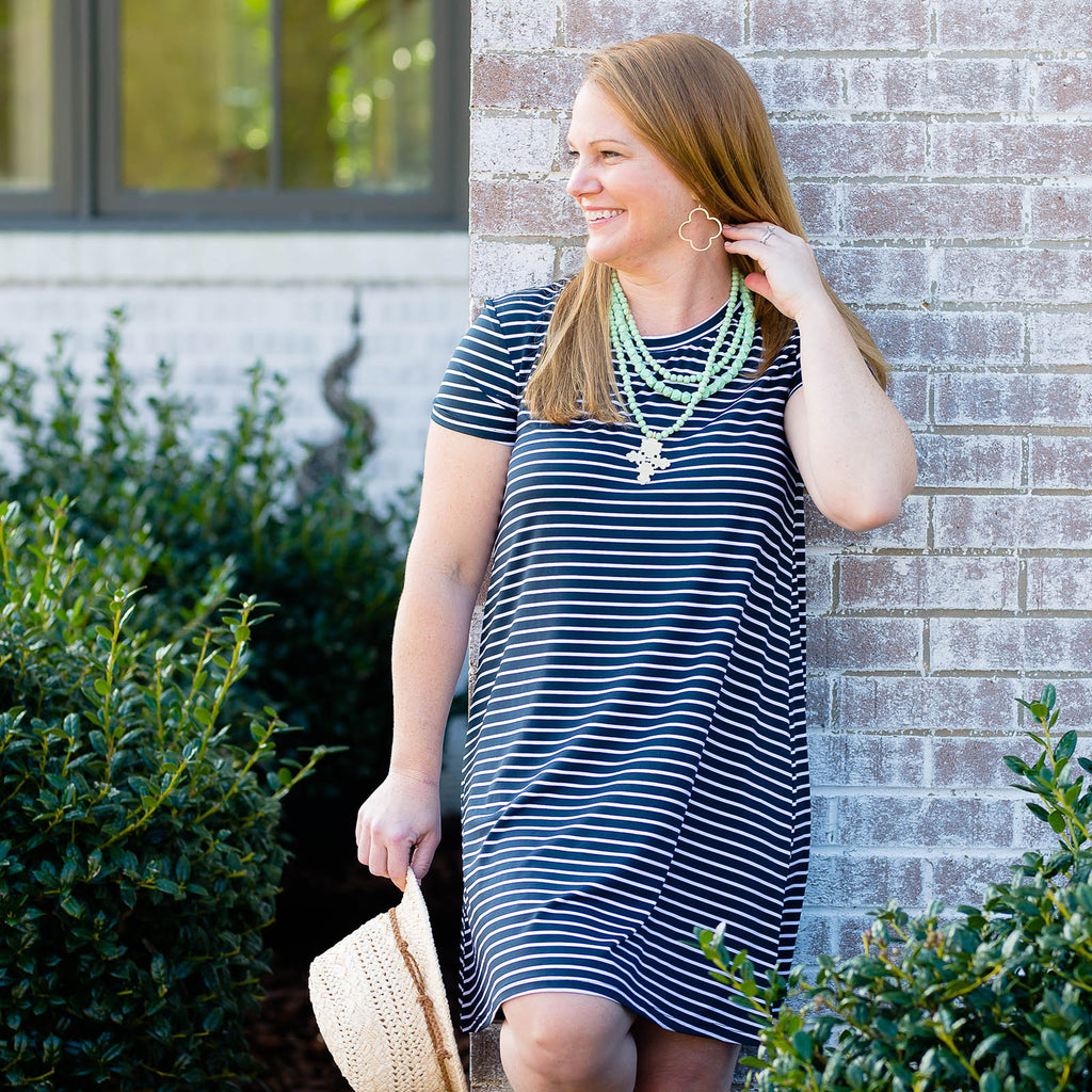 A-Line Dress | Summer Apparel