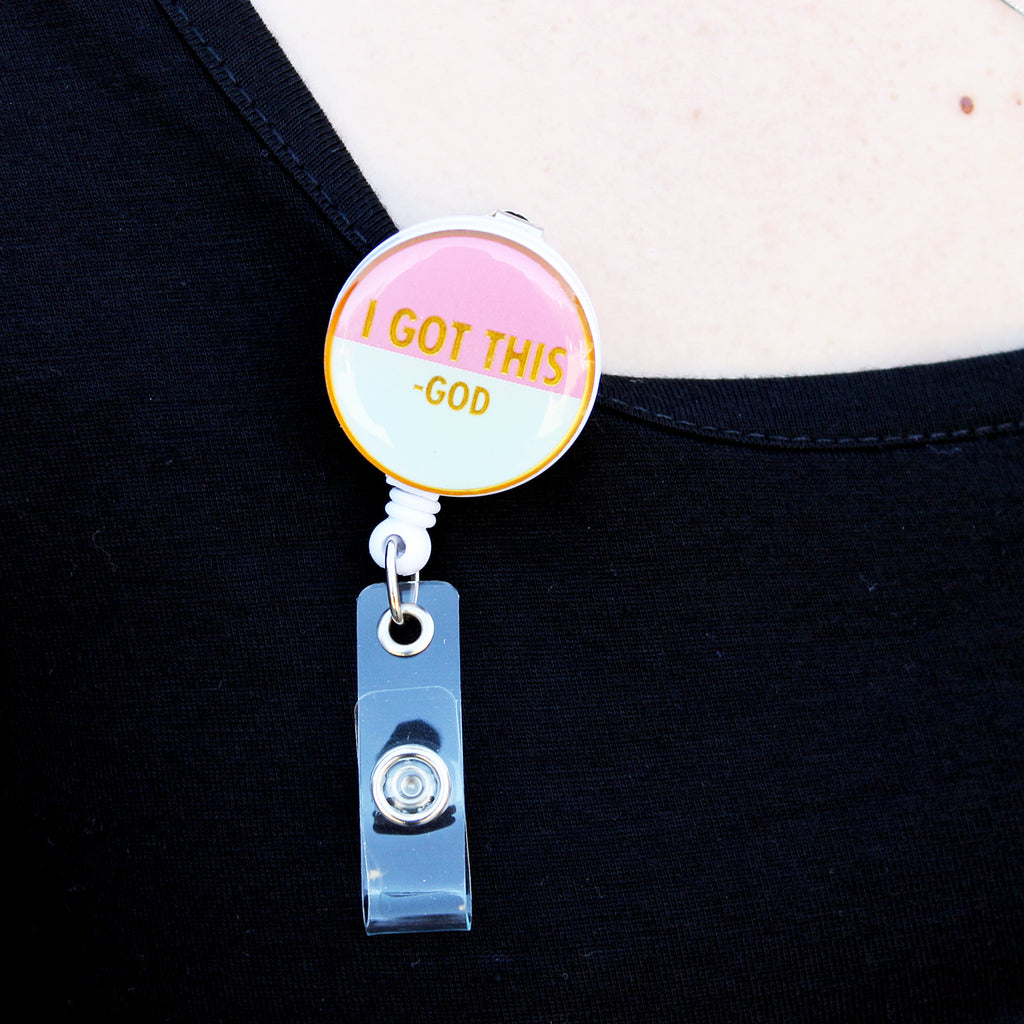 Badge Reel - I Got This