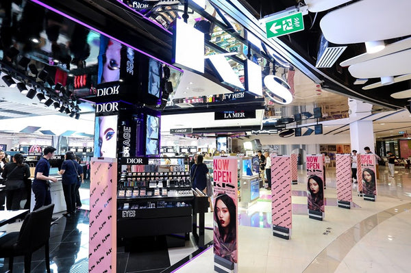 SKINFOOD LAUNCHES IN KIS BEAUTY STORE THAILAND