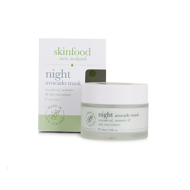 Night Avocado Mask