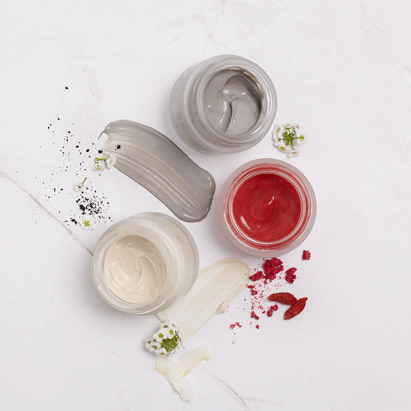 Detox Trio Cleansing Multi Mask Set