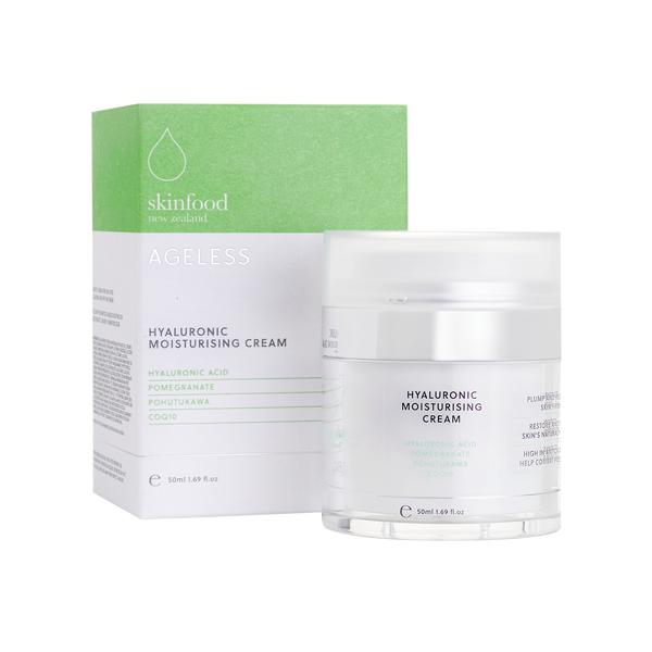 AGELESS Hyaluronic Moisturising Cream