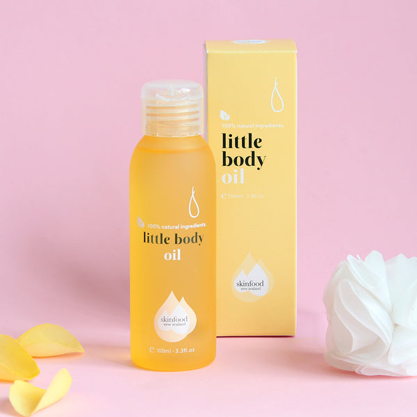 Little Body Oil