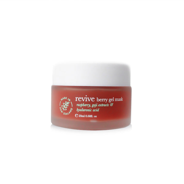 Mini Revive Berry Gel Mask