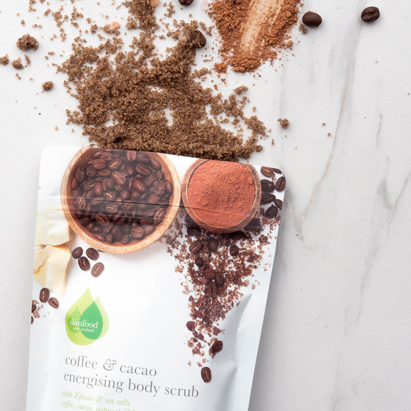 Coffee & Cacao Energising Body Scrub