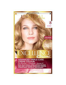 L'OREAL PARIS EXCELLENCE CREME 8 - BLONDE